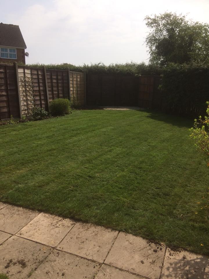 gb landscapes local gardener garforth on your doorstep