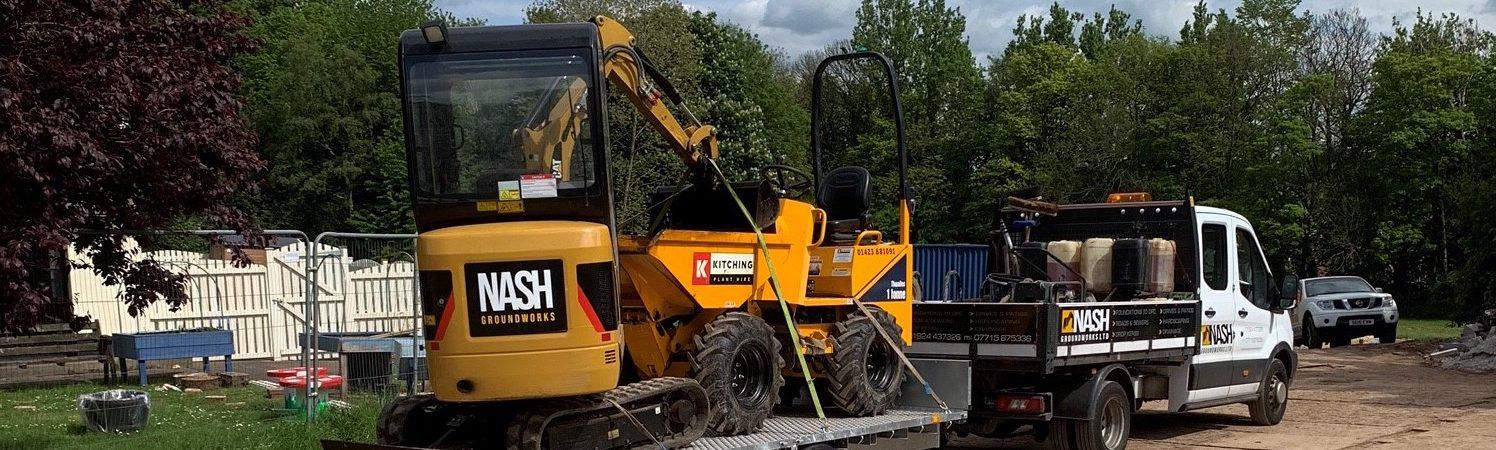 Nash Groundworks Ltd